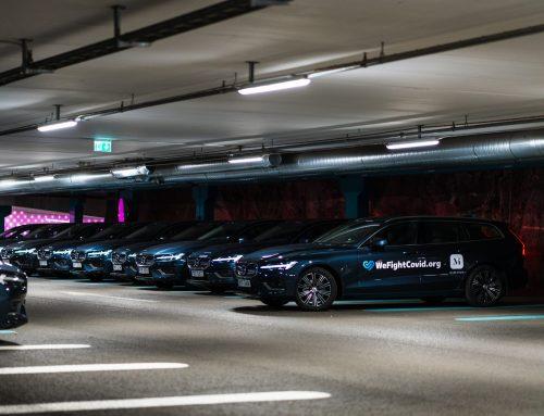 Initiativ för gratis fordon till vårdpersonal växer – får ytterligare över 225 bilar och motorcyklar